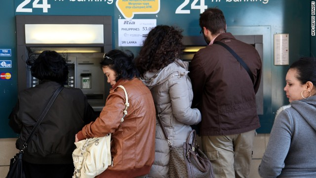 Cyprus banks are back in business