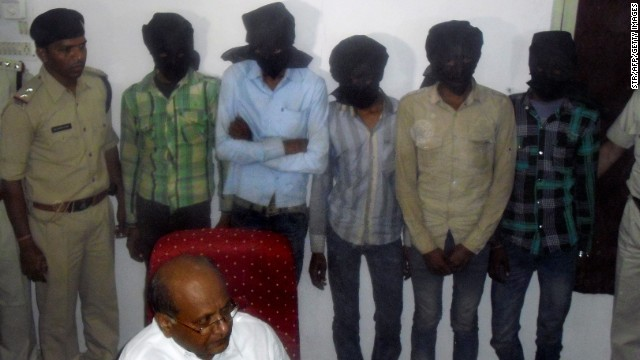 Six men arrested in gang rape of tourist