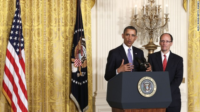 President Barack Obama nominates Thomas Perez as Labor Secretary.