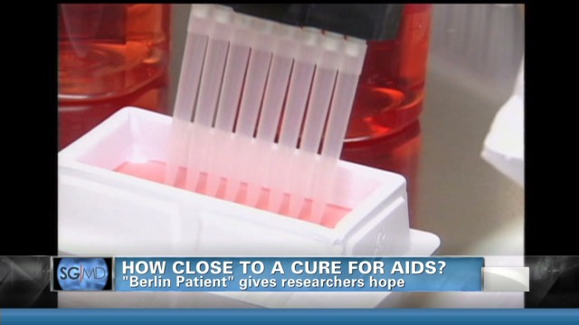 AIDS researchers look for a cure