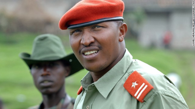 Congolese warlord Bosco Ntaganda will likely face prosecution by the International Criminal Court.