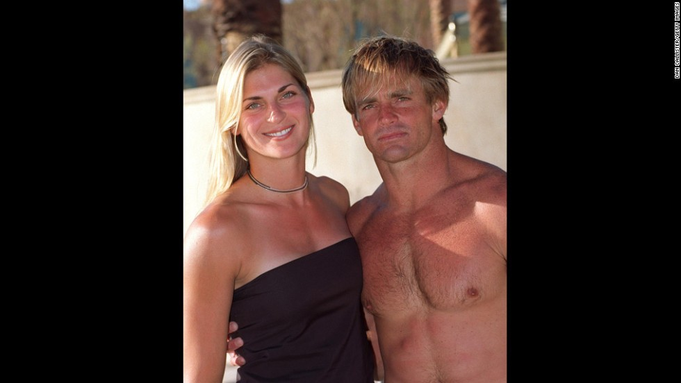 "Pro surfer Laird Hamilton and pro volleyball player wife Gabrielle Reece have been married since 1997 and have two daughters, <a href=""http://www.people.com/people/article/0,,20044186,00.html"" target=""_blank"">according to People</a>. The pair have a <a href=""https://www.gabbyandlaird.com/home"" target=""_blank"">workout site</a> so everyone can strive to look as good as they do."