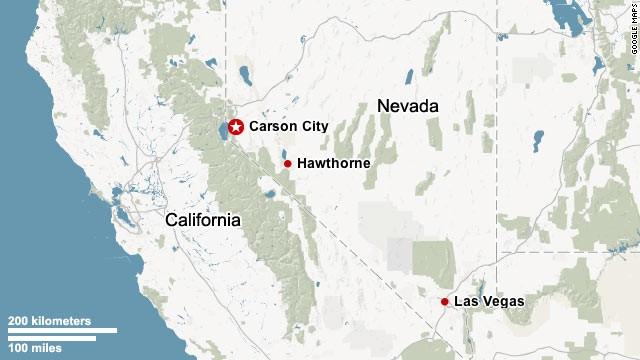 Military Identifies 7 Killed In Nevada Marine Training