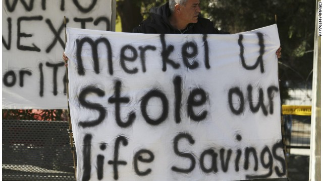 Cyprus bailout lessons learned