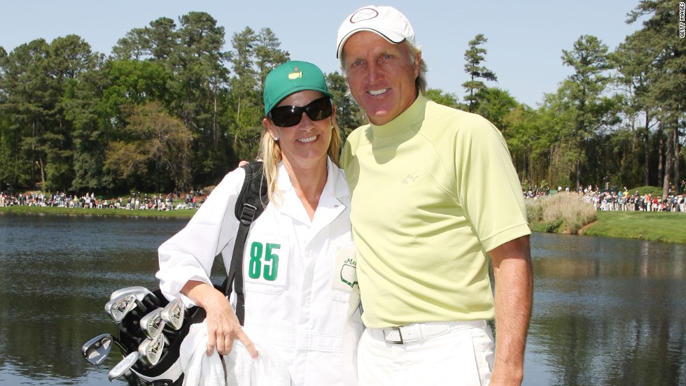 After her second divorce, Chris Evert sprang into a relationship with Australian golfer Greg Norman - but perhaps predictably, the marriage failed to last. They couple after only 18 months in 2009 - and the American has not remarried since.