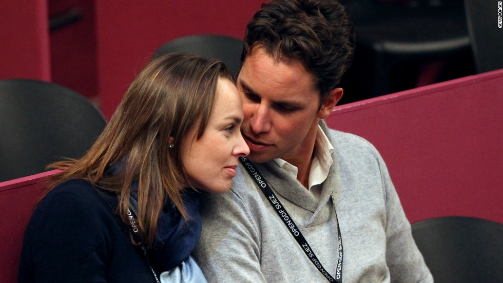 After failed relationships with Spanish golfer Sergio Garcia, English footballer Sol Campbell and Czech tennis player Radek Štěpánek, former Swiss tennis No. 1 Martina Hingis found love with show jumper Thibault Hutin -- marrying the Frenchman in 2010.