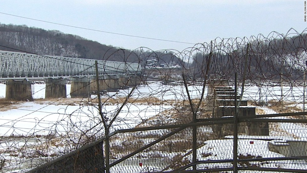 As part of the terms of the armistice that ended the Korean War in 1953, the opposing armies pulled back their frontline positions to create a 4-km-wide demilitarized zone. CNN cameraman Brad Olson shares his images of the DMZ.
