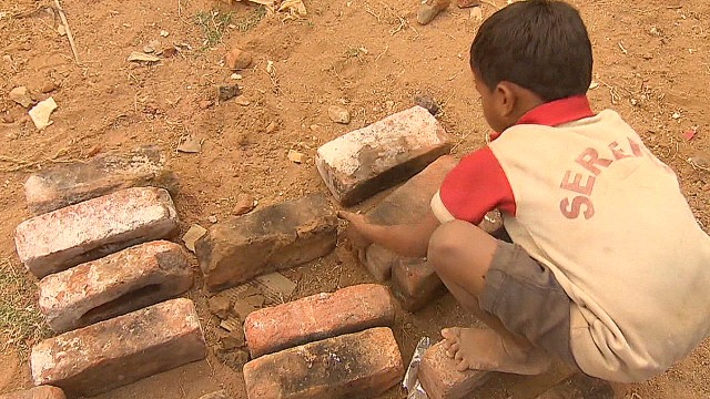 Brick kiln laborers freed in India