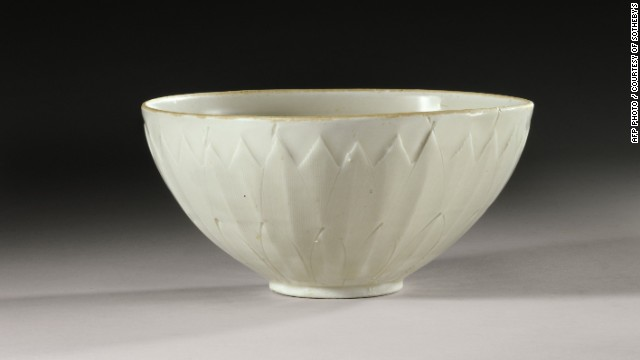 Yard sale bowl sells for $2.2 million