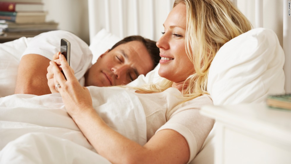 How your smartphone affects your sleep