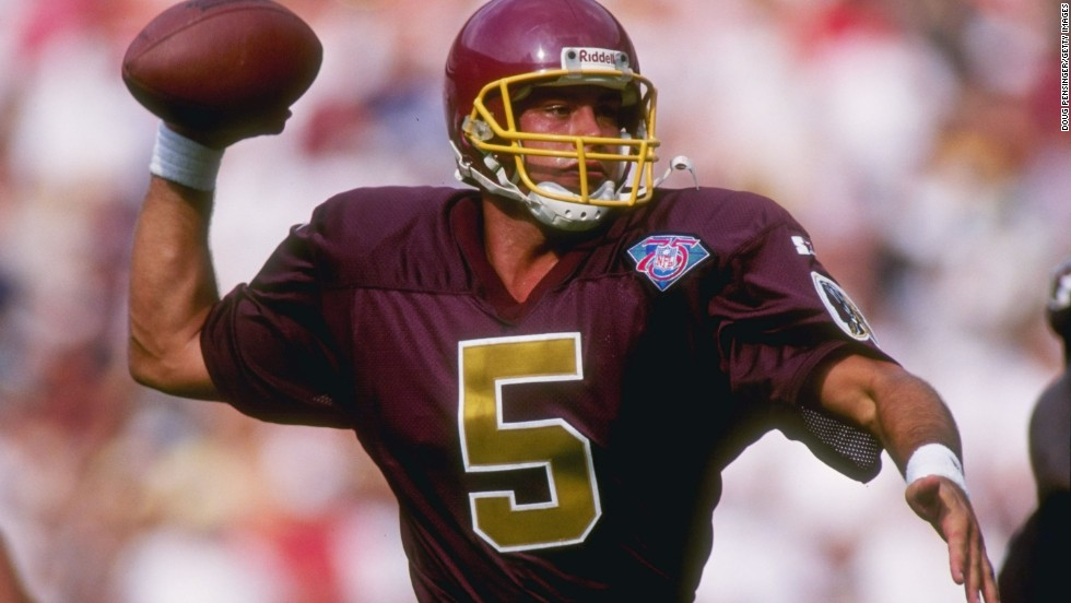 Former North Carolina Rep. Heath Schuler played professional football for the Washington Redskins before serving in Congress. After a standout career at Tennessee, Shuler was picked as a first-round draft pick in 1994 and also played for the New Orleans Saints and the Oakland Raiders before retiring in 1998 and entering politics in 2006.