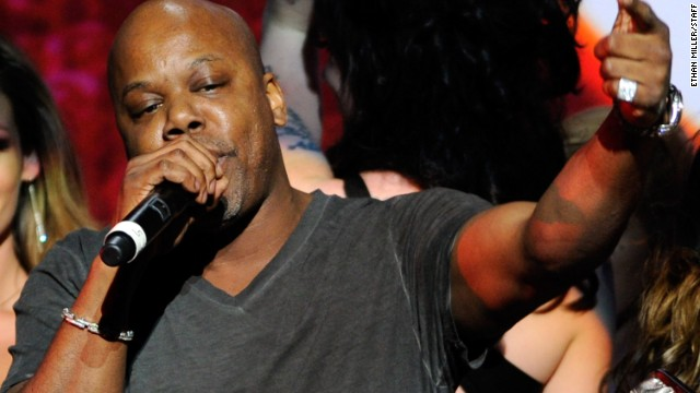 Too Short performs during the 29th annual Adult Video News Awards Show in January 2012 in Las Vegas, Nevada.