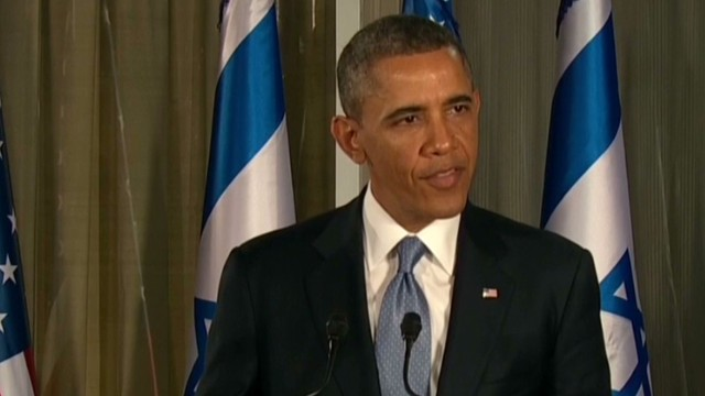 Obama: Chemical weapons a serious mistake
