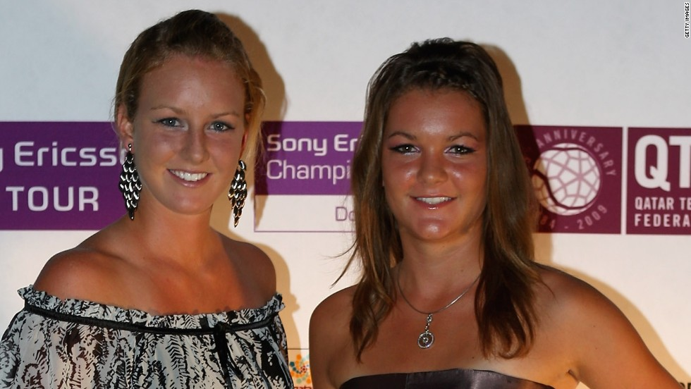 The Radwanska sisters are putting Poland on the tennis map like never before.