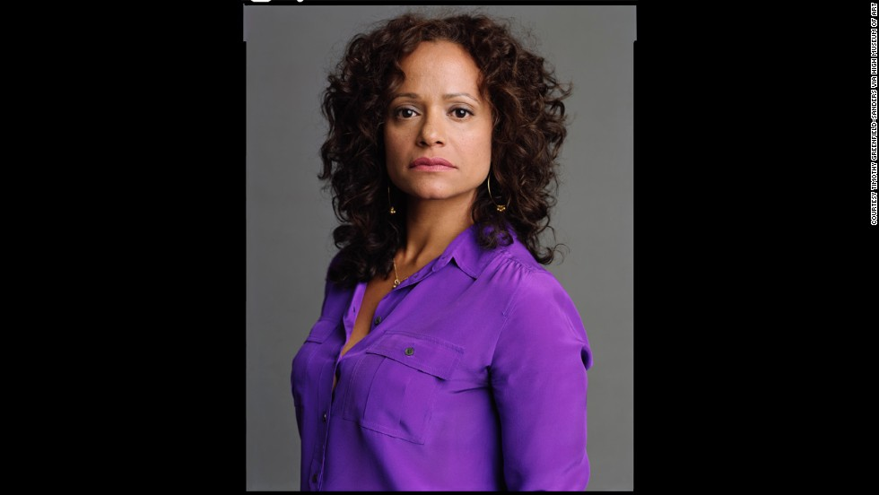 "Actress Judy Reyes, best know from the series ""Scrubs,"" is Dominican-American."