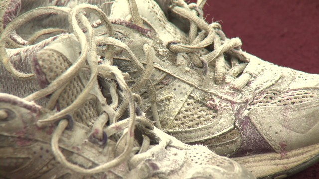 Judges sniff out the smelliest sneakers