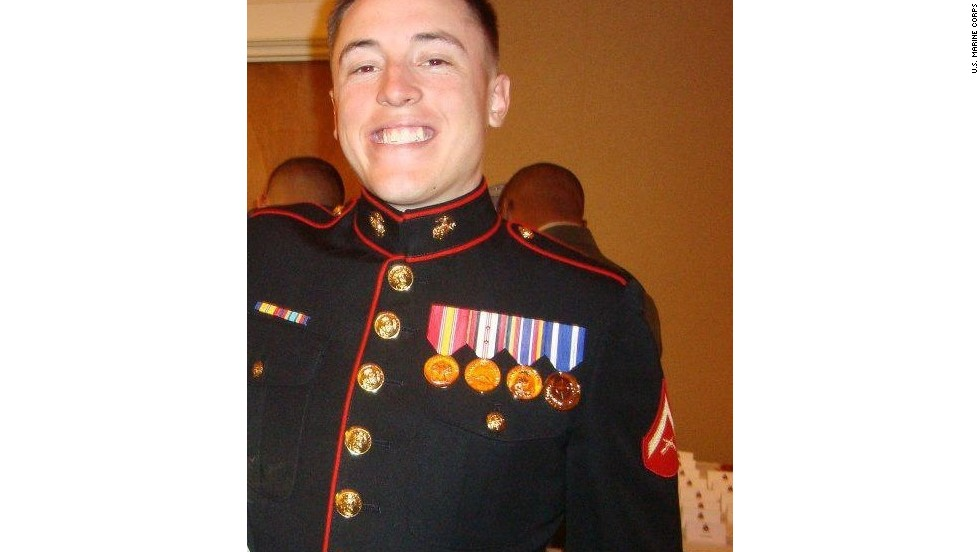 Lance Cpl. William T. Wild IV, Anne Arundel, Maryland
