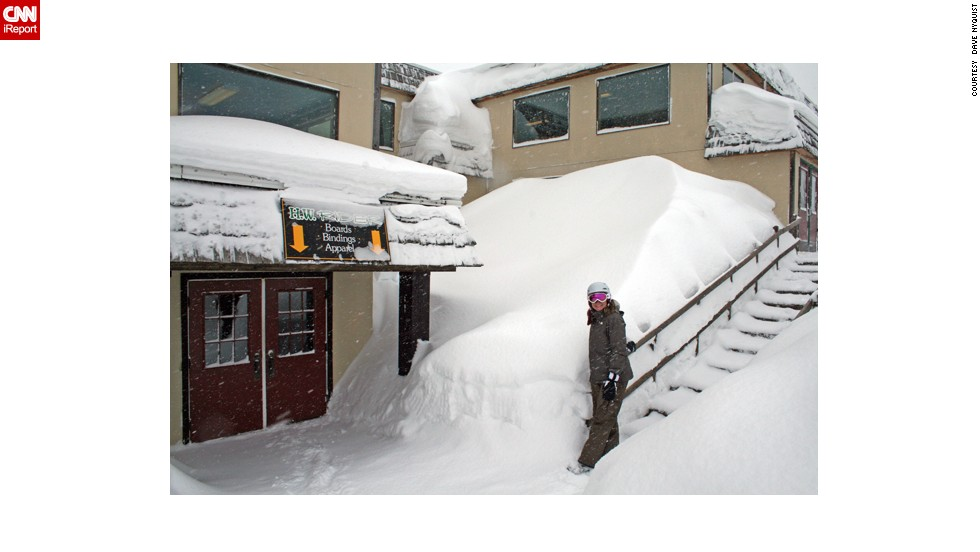 """...and for <a href=""""http://ireport.cnn.com/docs/DOC-944553"""">iReporter Dave Nyquist</a> in Michigan, spring looks like this."""