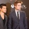 teen idols Taylor Lautner and Robert Pattinson