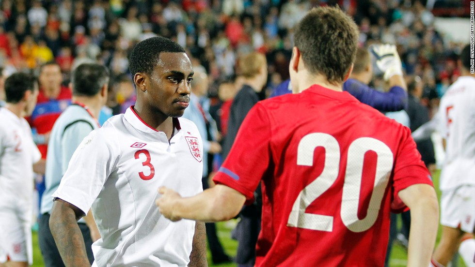 Serbia were ordered to play one under-21 match behind closed doors and fined $105,000 following October's meeting with England. A mass brawl broke out after England's Danny Rose was subjected to racial abuse. Serbia's assistant coach Predrag Katic and fitness coach Andreja Milunovic were banned from football for two years and four Serbia players were suspended following the incident. European football's governing body UEFA will appealed against it's own punishments in December, saying they were not strict enough.