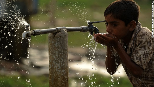 WaterAid has produced an interactive for World Water Day showing the 'transformative impact' of clean water provision.