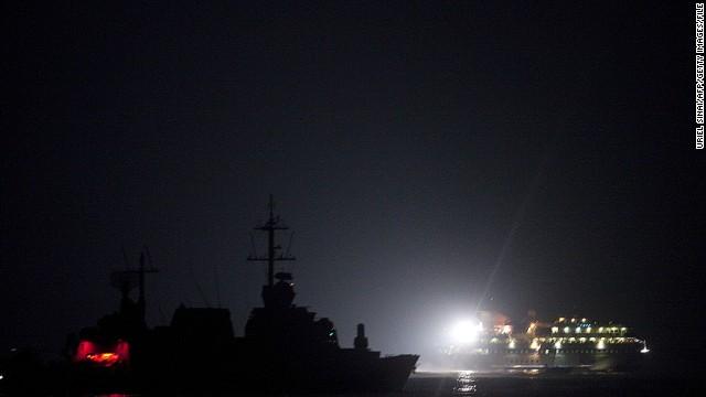 Israel apologizes for flotilla raid