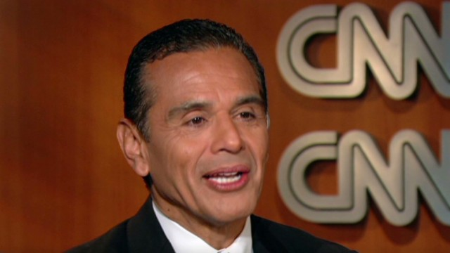 Outgoing L.A. Mayor Antonio Villaraigosa speaks with CNN about scuffles with the White House and life as mayor.