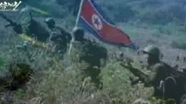 North Korea's war video threatens U.S.