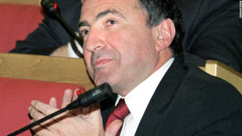 Berezovsky became a deputy of the State Duma but fled Russia for Britain once Vladimir Putin became president in 2000.