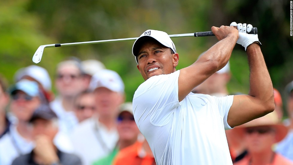 "In 2013, Woods regained the <a href=""http://www.cnn.com/2013/03/25/sport/golf/golf-woods-world-number-one-again/index.html"">No. 1 spot in world golf rankings</a> with a win at the Arnold Palmer Invitational."