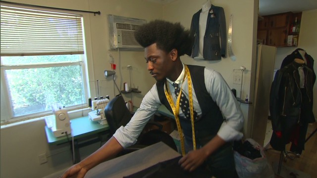 African immigrant moves to fashion world