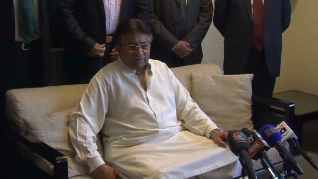 Behind Musharraf's return to Pakistan