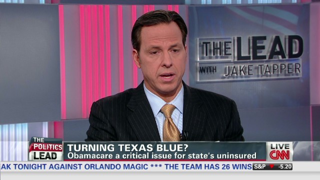 Could Texas go blue?