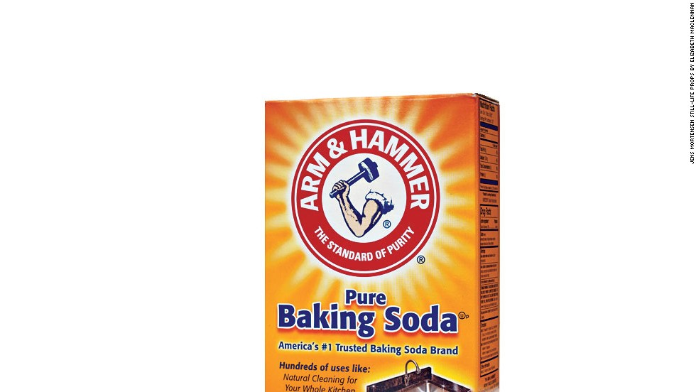 Make a paste with an equal amount of water to clean smudges on washable wallpaper. Take on dingy grout by mixing 3 cups baking soda with 1 cup warm water and applying to the nasty area. Let sit, then rinse well. Also superb on a damp cloth for removing heel marks from linoleum floors.