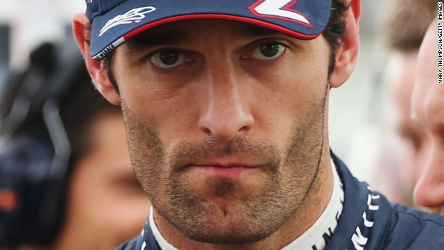 mark webber crash valencia
