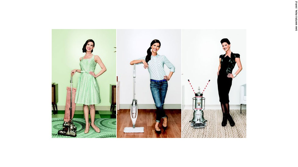 Real Simple culled the smartest strategies and products from all possible eras, so you can be as scrappy as a Colonial settler and as high-tech as Jane Jetson—and make your cleaning routine faster, easier, and more effective than ever before.