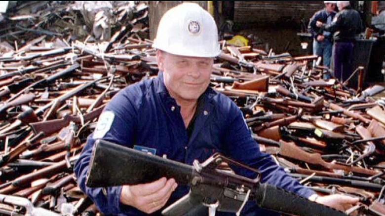 2013: Australia's lesson in gun control