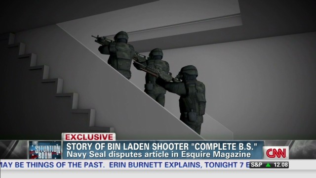 Bin Laden raid: SEALs' accounts