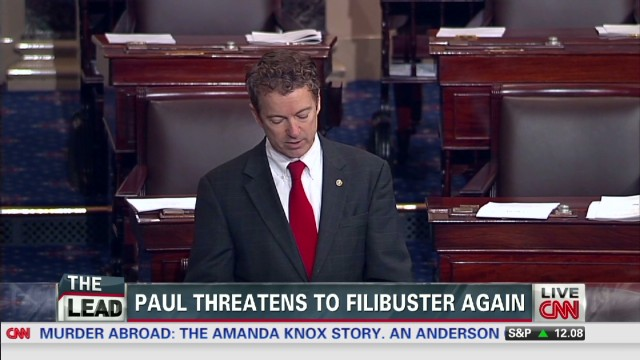 Filibuster on the horizon