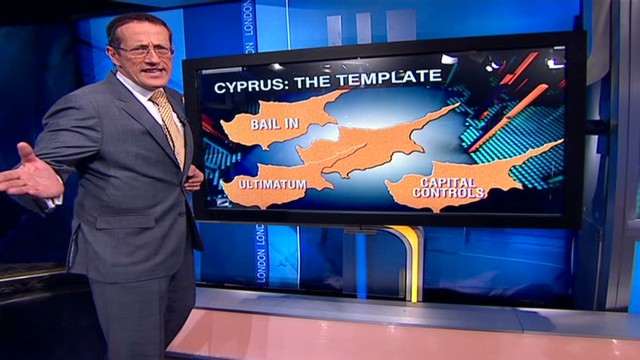 Cyprus: Template for future bailouts?