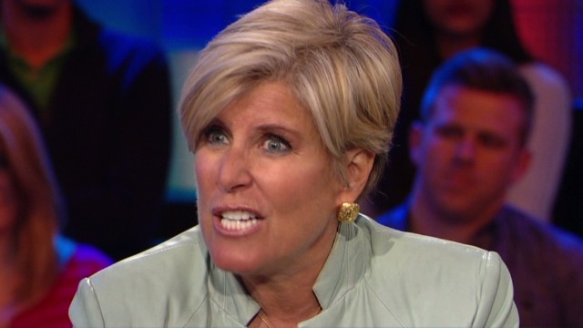 Suze Orman on high achieving women