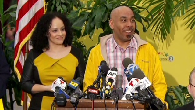 NJ man wins $338 million Powerball jackpot