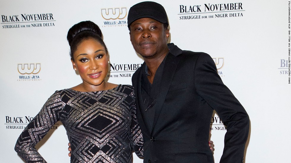 The movie also features some of Nollywood's biggest names, including Amata's wife, Mbong.