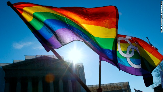 SCOTUS questions Defense of Marriage Act