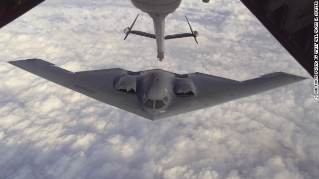 The AIr Force recently announced it plans to deploy nuclear cruise missiles aboard the stealthy B-2 Spirit bomber.