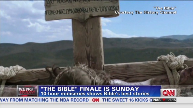 Miniseries shows Bible's best stories