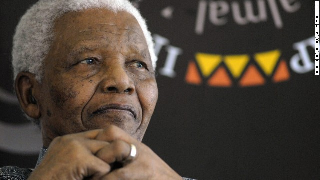Mandela still 'serious, but stable'