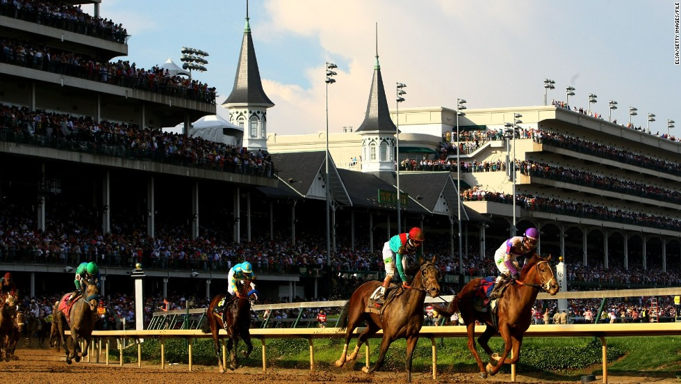 "Launched almost 140 years ago, the Kentucky Derby remains one of the most prestigious races in the world. <br /><br />""The Dubai World Cup is a new event, it's only 17 years old. Some of the other big prestigious races around the world are 200 years old, so it can never compete with the sense of tradition and history. But nevertheless it continues to attract the very best horses,"" Crisford said."