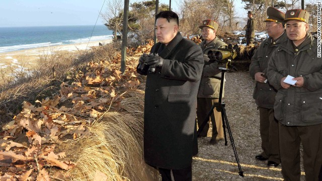 Kim: 'Time has come to settle accounts'