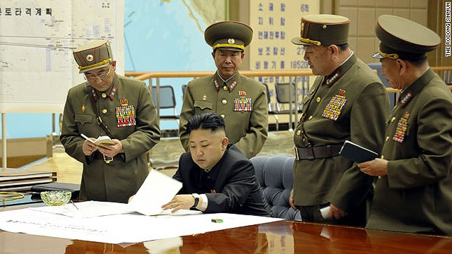 North Korea's 'bluff for rewards' history